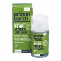 Primal Earth Men Natural Active 24 Hours Moisturiser