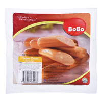 BoBo Frozen Chicken Sausage - Cheese