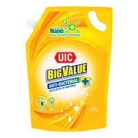 UIC Big Value Liquid Detergent Refill - Anti-Bacterial