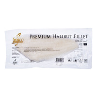 Seaco Frozen Fish Fillet - Premium Halibut