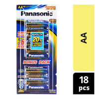 Panasonic Evolta Alkaline Battery - AA