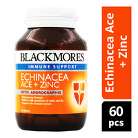 Blackmores Immune Support Tablets - Echinacea Ace + Zinc