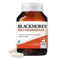 Blackmores Muscular Support Supplement - Bio Magnesium