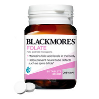 Blackmores Pregnancy Supplement - Folate