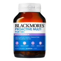 Blackmores Multivitamin Tablets - Proactive Multi For 50+