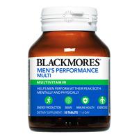 Blackmores Multivitamin Tablets - Men's Performance