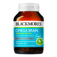Blackmores Eye Dietary Supplements - Omega Brain
