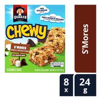 Quaker Chewy Granola Bars - S'Mores