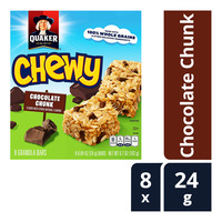 Quaker Chewy Granola Bars - Chocolate Chunk