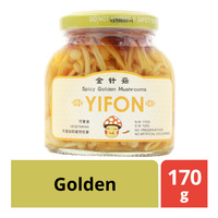 Yifon Spicy Mushrooms - Golden