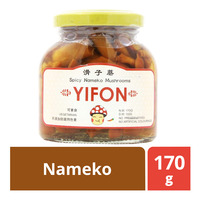 Yifon Spicy Mushrooms - Nameko