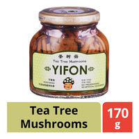 Yifon Tea Tree Mushrooms
