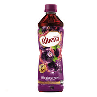 Ribena Blackcurrant Fruit Bottle Drink