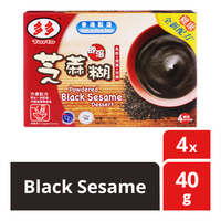Torto Instant Dessert Powder - Black Sesame