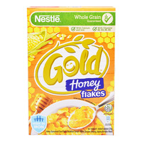 Nestle Cereal - Honey Gold Cornflakes