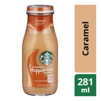 Starbucks Chilled Frappuccino Bottle Coffee - Caramel