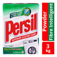 Persil Powder Detergent - Fibre Intelligent