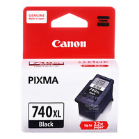 Canon Cartridge Ink - 740 XL Black