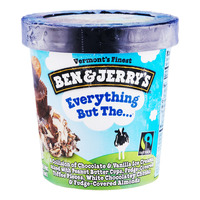 Ben & Jerry's Ice Cream - Everything But The