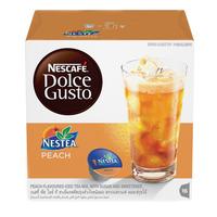 Nescafe Dolce Gusto Beverage Capsules - Peach Tea 16 x 10.5G
