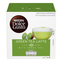 Nescafe Dolce Gusto Beverage Capsules - Green Tea Latte