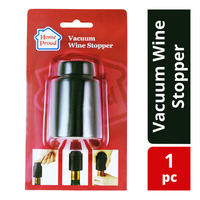 HomeProud Vacuum Wine Stopper
