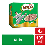 Nestle Ice Cream Cups - Milo