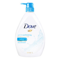 Dove Body Wash - Gentle Exfoliating