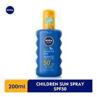 Nivea Sun Kids Moisturising Sun Spray (SPF 50+)