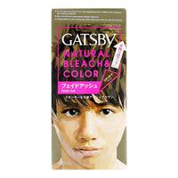Gatsby Natural Bleach & Colour Hair Dye - Fade Ash