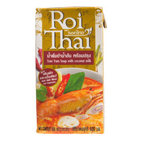 Roi Thai Soup Base - Tom Yum (Coconut Milk)