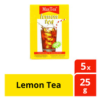 MaxTea Instant Drink - Lemon Tea