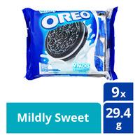 Oreo Cookie Sandwich Biscuit - Mildly Sweet