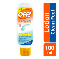 Off! Insect Repellent Liquid Lotion - Clean Feel