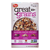 Post Great Grains Cereal - Raisins, Dates & Pecans