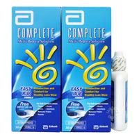 Complete Multi-Purpose Solution - Easy Rub