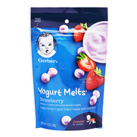 Gerber Graduates Baby Yogurt Melts - Strawberry
