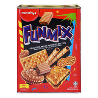 Munchy's FunMix Biscuits - Assorted