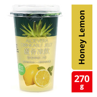 Sheng Hsiang Jen Aloe Vera Drinkable Jelly - Honey Lemon(Taiwan)