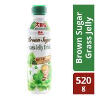 Taisun Brown Sugar Grass Jelly Drink