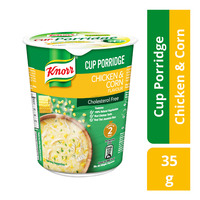 Knorr Instant Cup Porridge - Chicken & Corn