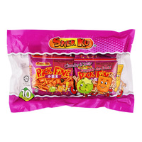 Snek Ku Flavoured Snack - PickFine GreenPeas&Prawn(MiniPack)