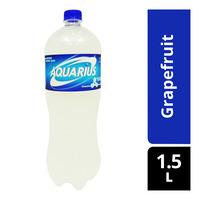 Aquarius Isotonic Bottle Drink - Grapefruit