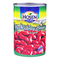 Hosen Red Kidney Beans in Brine