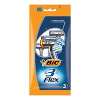 BIC 3Flex Razors - Comfort Grip