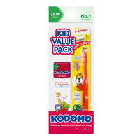 Kodomo Kid Toothpaste + Toothbrush (9 - 12 years old)