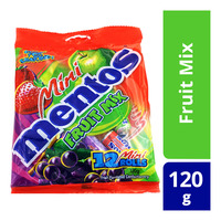Mentos Mini Chewy Dragees - Fruit Mix