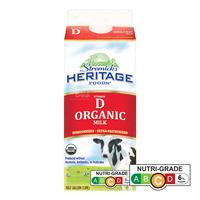 Stremicks Heritage Foods Vitamin D Organic Fresh Milk