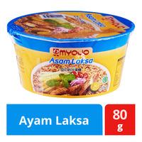 Myojo Instant Bowl Noodles - Asam Laksa
