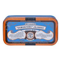 Hudson's Eumenthol Jujubes Lozenges - Fresh Mint